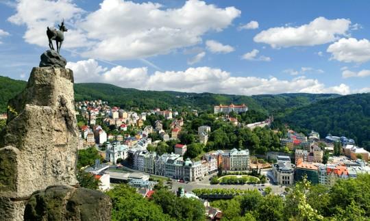 Lankytinos vietos Čekijoje